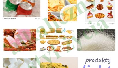 9 najbardziej zakwaszających produktów