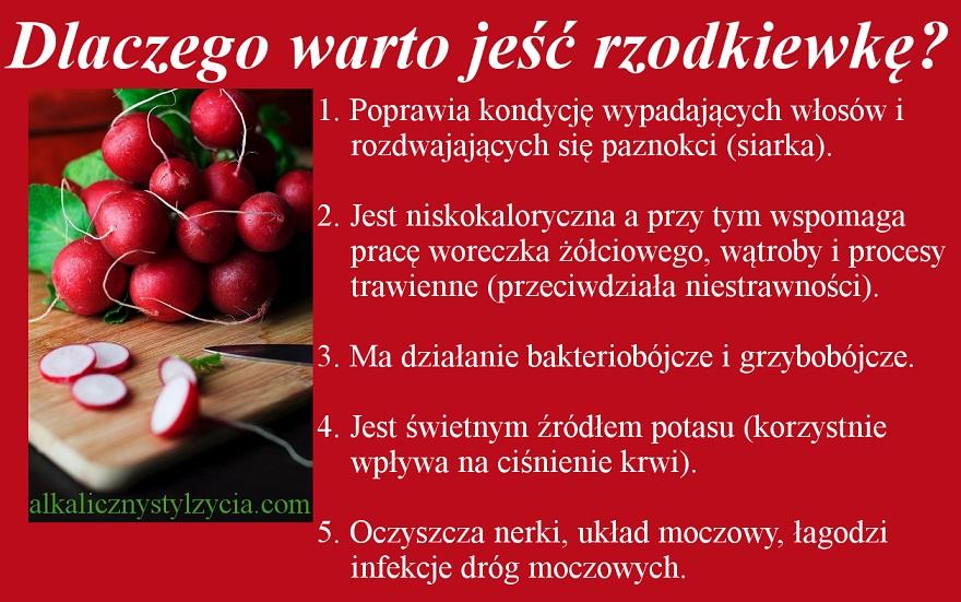 Dlaczego warto jeść rzodkiewkę?